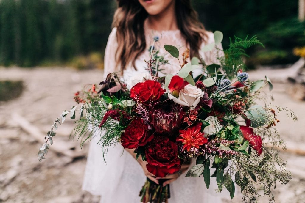 Rocky Mountains Elopement Photographer