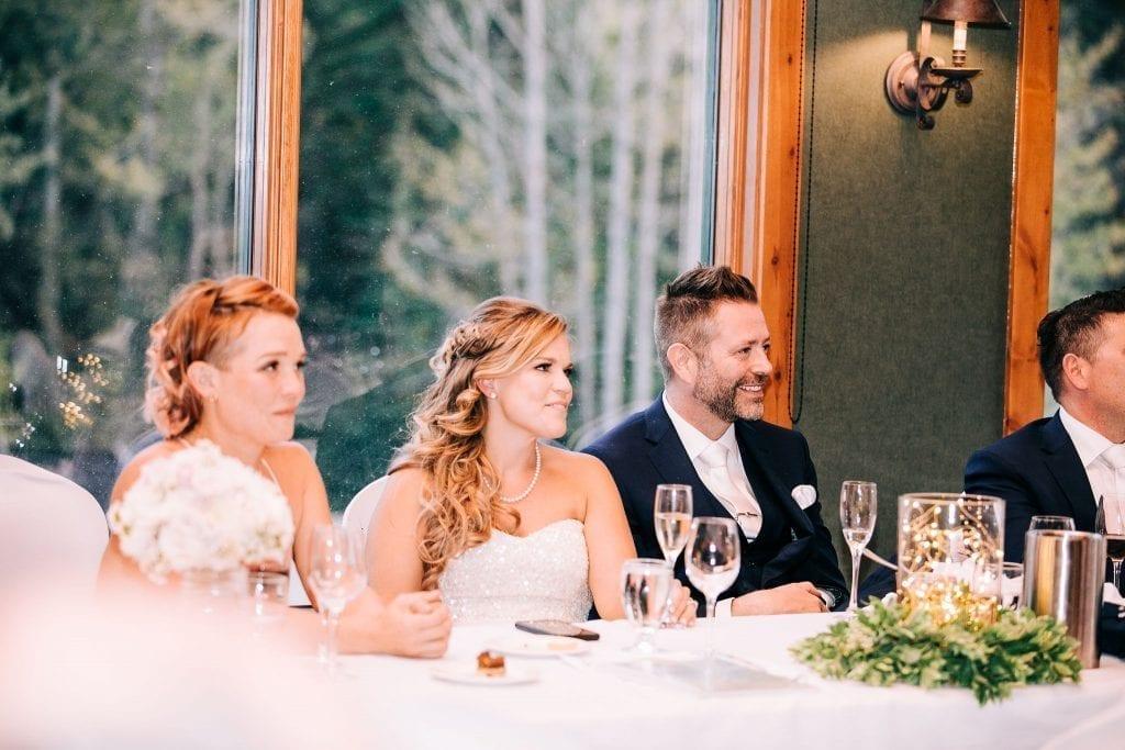 speeches photos at Pyramid Lake Wedding